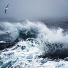The Scottish couple were rescued after their boat broke down in big seas. Photo: Getty Images