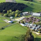 The AgResearch facility at Invermay. PHOTO: STEPHEN JAQUIERY