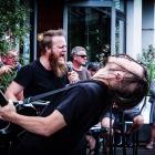 Invercargill ''electroscum'' duo Murgatroyd (Matt Hoffman (left) and Jordan Cossill) plays The...