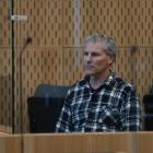 Paul Tainui, formerly known as Paul Wilson, in the High Court at Christchurch. Photo: NZ Herald