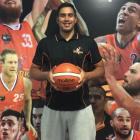 Tai Wynyard has joined the Southland Sharks. Photo: Southland Sharks
