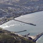 There are calls for Oamaru Harbour to be dredged. Photo: Peter McIntosh