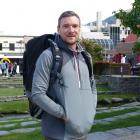 Lewis Latham's preparing to trek to Mount Everest Base Camp. Photo: Mountain Scene