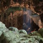 The Callao Cave on Luzon Island of the Philippines, where the fossils of Homo luzonensis were...