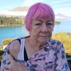 """Mary quite contrary: """"Pissed-off"""" Mary Keith with her post-surgery scars. Photo: Mountain Scene"""