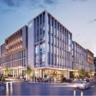 An artist's impression of the proposed new Remarkables Park hotel. Image: Supplied