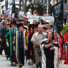 The University of Auckland has cancelled this year's autumn graduation processions. Photo: NZME.