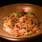 Vault 21's chicken garlic rice