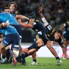 The Highlanders have had a topsy-turvy season so far. Photo: Getty Images