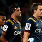 The Highlanders have struggled to play consistent rugby this season. Photo: Getty Images