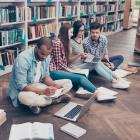 Students learn in and from many different contexts. Photo: Getty Images