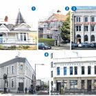 Dunedin Heritage Fund recipients are: 1: 2 Fifield St, $4000, restoration of cast iron lacework;...