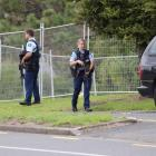 Police have been negotiating with a man in West Auckland after reports of gunfire. Photo: NZME