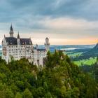 Neuschwanstein Castle in Bavaria, Germany. Photo: Getty Images