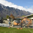 Contractors have begun work on a $6.5million upgrade at Lakes District Hospital. Photo: Stephen...