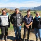 Several Mackenzie College pupils attended an agriculture careers days at Lincoln University's Mt...
