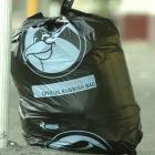 No change to Dunedin black bag collections seems likely until at least 2022. Photo: ODT files