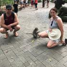 Cameron and Nicola van Dorsten, of Outram, enjoyed their trip to Bali. They won the Share Farmer...