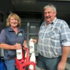 Geoff and Beth Henderson have been providing unpasteurised, unhomogenised raw milk in glass...