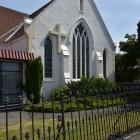 St James Church in South Dunedin. Photo: Gregor Richardson