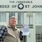 Dunedin man Rob Donaldson says he and his wife were let down by the St John ambulance service....