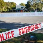 "Tiki Tavern was given a thorough examination after a man ""stormed"" in with a shotgun. Photo: NZME"