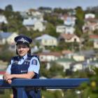 Whangais Nga Pa Harakeke co-ordinator in Dunedin Senior Sergeant Janelle Timmins. Photo: Gerard O...