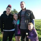 The Mielnik family, of Ashburton, say an armed police raid of their rural home last Thursday was ...