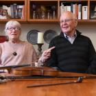 Heinke Sommer-Matheson and Peter Matheson say their just published book, based on Kenke's parents...