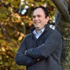 Australian born consultant Sam Harburg has moved to Dunedin to work at AbacusBio. Photo: Peter...