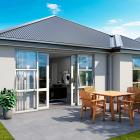 An artist's impression of a KiwiBuild home to be built in Spreydon, Christchurch. Photo: Supplied...