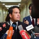 National leader Simon Bridges. Photo: Getty
