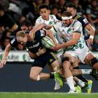 The Highlandesr had chances to seal a win against the Chiefs but couldn't free themselves of the...