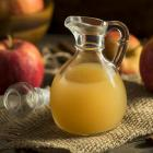 Apple cider vinegar slows the absorption of carbohydrates into the bloodstream and slows the...