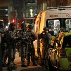 Counter-terrorism special forces are seen at London Bridge following the attack on June 3, 2017....