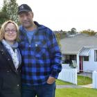 In the hunt for their first home are Elizabeth Permina and William Wilson, who say they have...