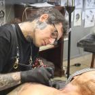Tattoo artist Heath Sellars believes Invercargill's health and hygiene bylaw for tattoo, body...