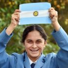 Queen's High School pupil Justyce Toeke is preparing to go to Buenos Aires for a business...