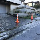 Residents on Veint Crescent are battling with the council to fix major water leaks at two...