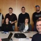 """A """"boot camp'' of month-long workshops started yesterday in Deloitte's Dunedin office for..."""