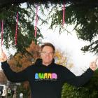 Luma Light Festival Trust chairman Duncan Forsyth hopes the wet weather will clear for this...