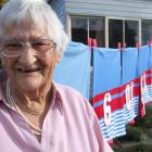 Stella Chamberlain, who died in 2014, was a stalwart of the Waimate Rugby Club and washed the...