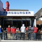 The Fergburger restaurant in Shotover St, Queenstown. PHOTO: DAISY HUDSON