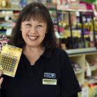 Caversham Foodmarket and Lotto store owner Sandra Shum is celebrating the 30th anniversary of...