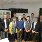 Federated Farmers' Otago held its annual meeting in Alexandra last week. The current executive...