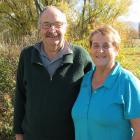 Sam and Irene Leask farm near Ophir and will receive a bronze plaque to acknowledge the family...