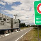 Truck drivers say new health and safety guidelines have made it more dangerous. Photo: RNZ