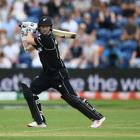 Colin Munro will get another chance opening the batting tomorrow against Bangladesh. Photo: Getty...