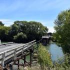 The Pyramid Bridge between Waikaia and Waikaka. Photo: Wayne Parsons