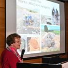 University of Otago palaeontologist Associate Prof Daphne Lee speaks about the value of Foulden...